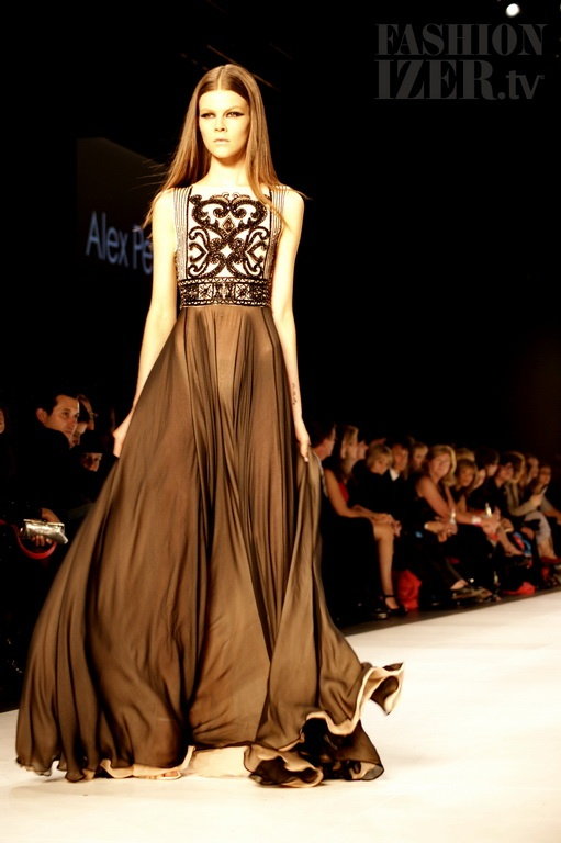 Alex Perry SS13 #LMFF