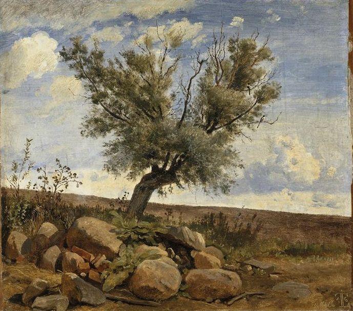 Johan Thomas Lundbye (Dan. 1818-1848)