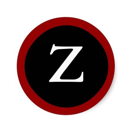114 Best Images About The Letter Z On Pinterest