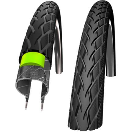 Schwalbe Marathon Original GreenGuard Rigid Road City Tyre