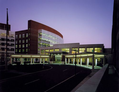 My home most of 2012-2013! Strong Memorial Hospital.