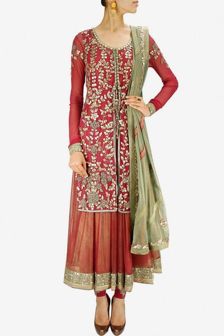 Fashion: Ashima Leena's Online Collection 2014
