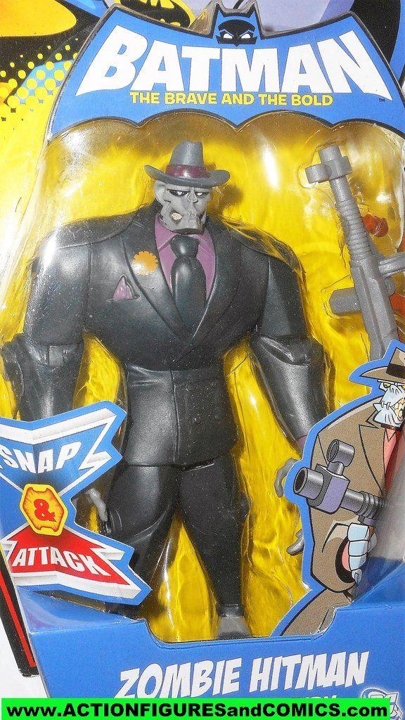Batman The Brave And The Bold Solomon Grundy Dc Universe Zombie