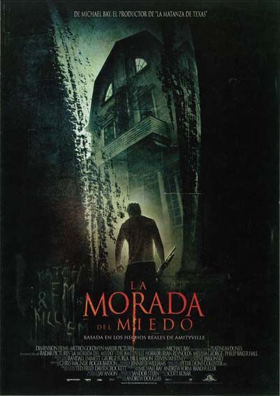 """La morada del miedo (2005) """"The Amityville Horror"""" de  Andrew Douglas - tt0384806"""