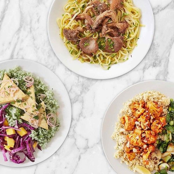 The Best Home-Delivery Meal Kits | Rachel Zoe | The Zoe Report | Bloglovin'