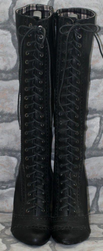 Violet's boots