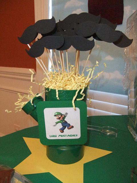"Photo 4 of 26: Super Mario Brothers / Birthday ""Ashton's SUPER 5th Birthday"" | Catch My Party"
