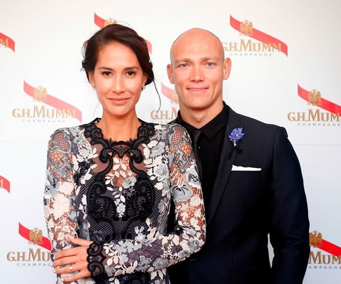 Olympian Michael Klim and wife Lindy Klim announce split