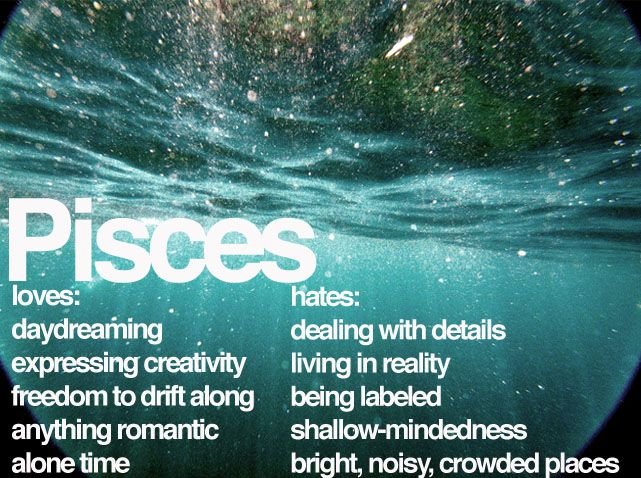 pisces: Zodiac Signs, Zodiac Pisces, Pisces Life, Pisces 3, So True, Fish Life, Astrology Signs, Random Pin, Pisces That