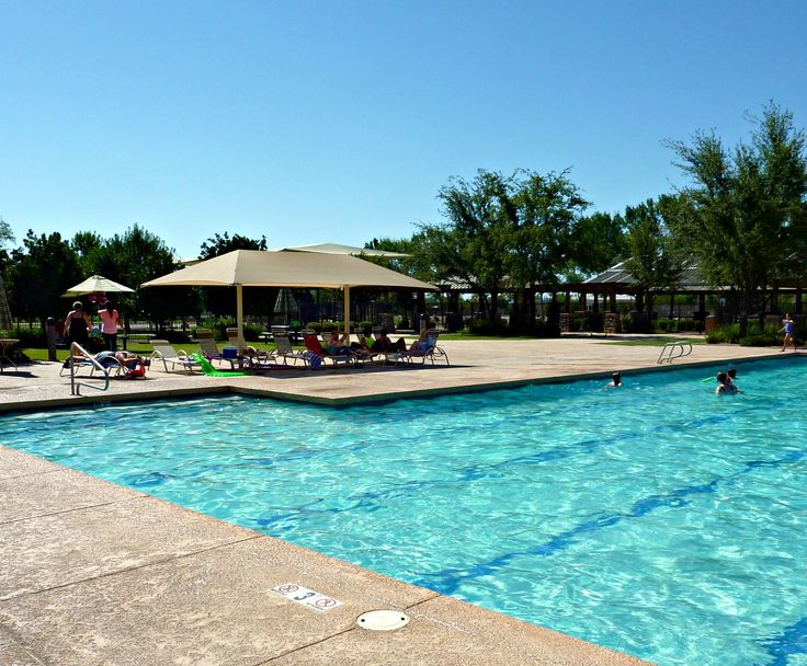 Power ranch has a great community swimming pool perfect for Arizona swimming pools
