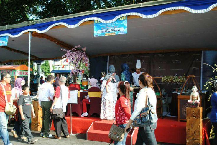 Atria Magelang @ Festival Kupat Tahu