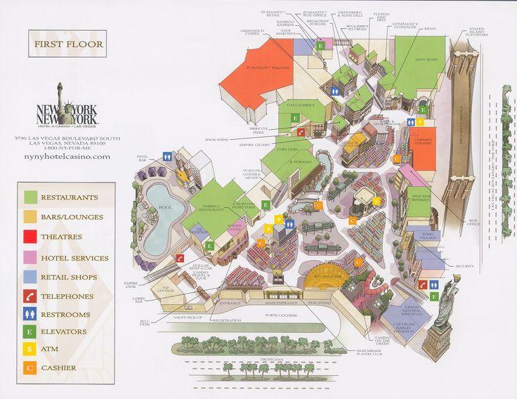 Best 25 Las Vegas Map Ideas On Pinterest Vegas Strip