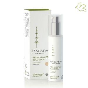 MADARA organic cosmetics - Crème Teintée Fluide Moon Flower Rose Beige (50ml)