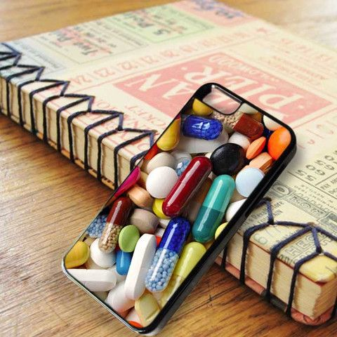 A Lot Of Pills iPhone SE Case