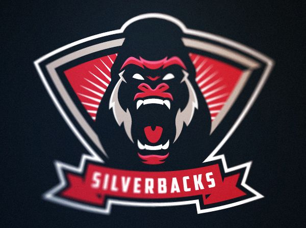 Silverbacks by Brandon Williams, via Behance