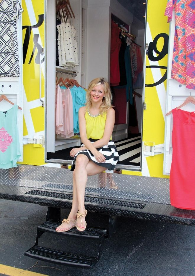 Truckshop Brings Mobile Fashion to the Midwest. Interview with Ashley Volbrecht about her Truckshop,