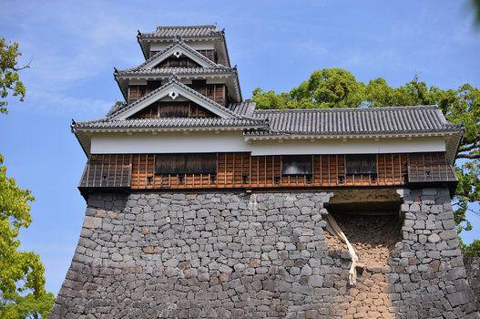 熊本城の石垣、8000平方メートル崩落 「長い歴史の中で前例のない被害」【熊本地震】