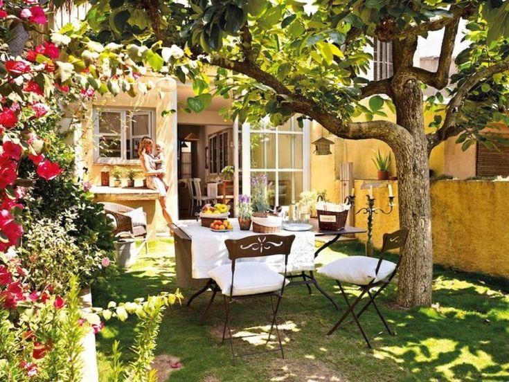 251 best giardini images on pinterest - Arredare giardini piccoli ...