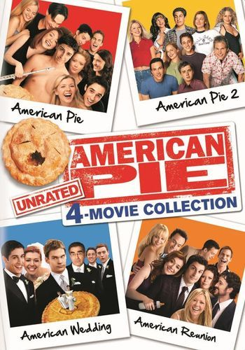 American Pie: Unrated 4-Movie Collection [DVD]