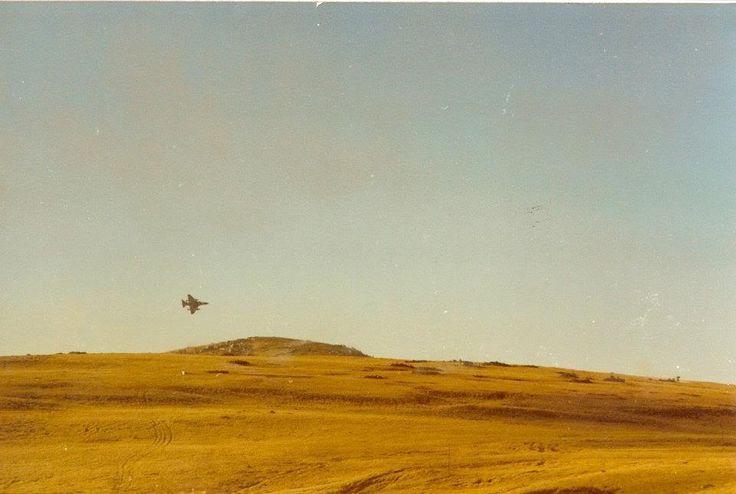 Foto tomada por el Comando 45 de Royal Marines.