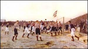 Sheffield  football history