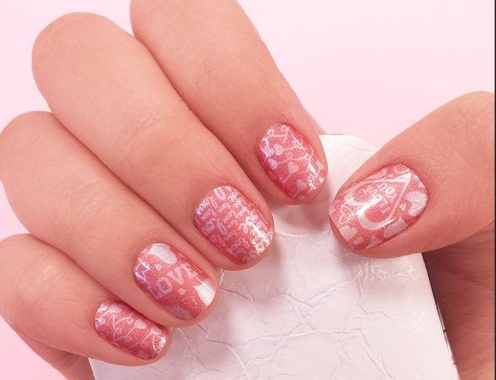 49 best Romantic Nail Designs images on Pinterest   Nail art ideas ...