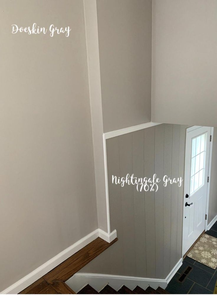 doeskin gray and nightingale gray adj 70 the perfect on home depot paint visualizer id=68631
