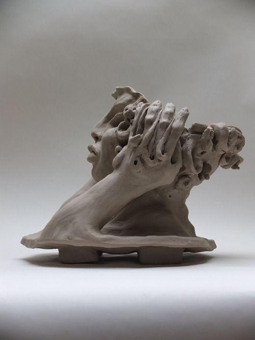 Jelena Tierskich, Mirdza, clay
