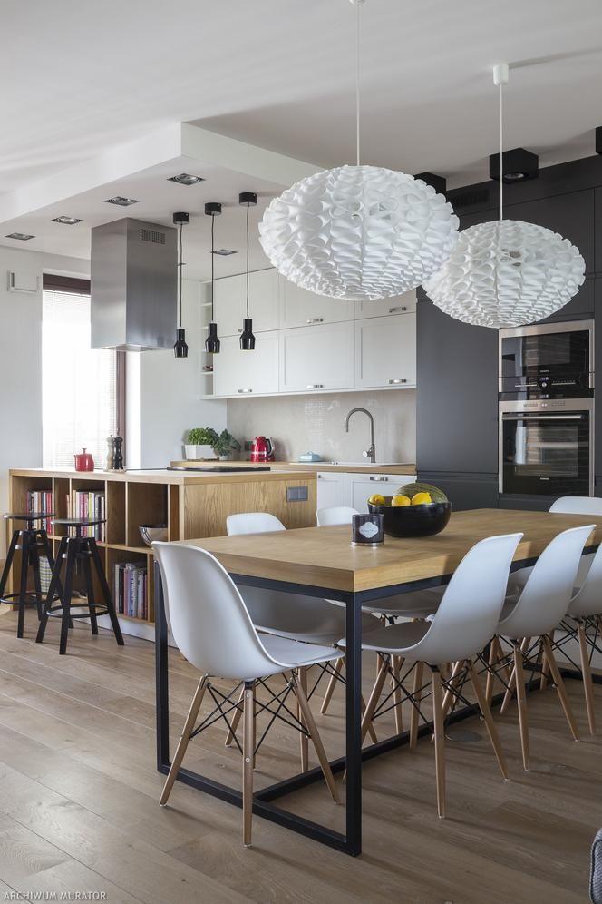 Nowoczesna Kuchnia Jak Ja Urzadzic Modna Kuchnia Zdjecia I Inspiracje House Interior Home Decor Home Interior Design