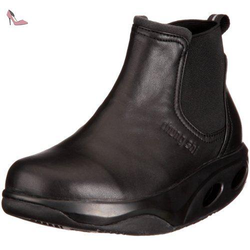 Comfort Step Nicolas schwarz 9102225, Baskets mode homme - Noir - V.6, 45 EUCHUNG SHI