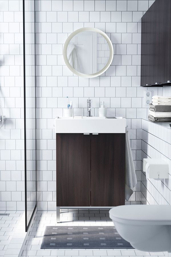 1000 Images About IKEA BATHROOM On Pinterest Ikea Hemnes And Mirror Cabinets