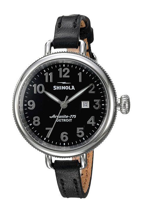 Shinola Detroit The Birdy 34mm 20043928 (Black) Watches - Shinola Detroit, The Birdy 34mm 20043928, S0120043928, Jewelry Watches General, Watches, Watches, Jewelry, Gift, - Fashion Ideas To Inspire