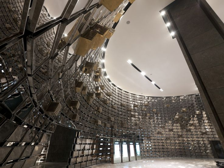 Wuhan Pixel Box Cinema China The Concept Of New Designed By Commercial InteriorsCommercial DesignWuhanDesign
