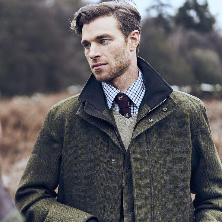 Favori Les 25 meilleures idées de la catégorie Tweed shooting jacket sur  HV67