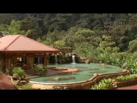 La Paz Waterfall Gardens - Peace Lodge - Varablanca, Costa Rica. 2011