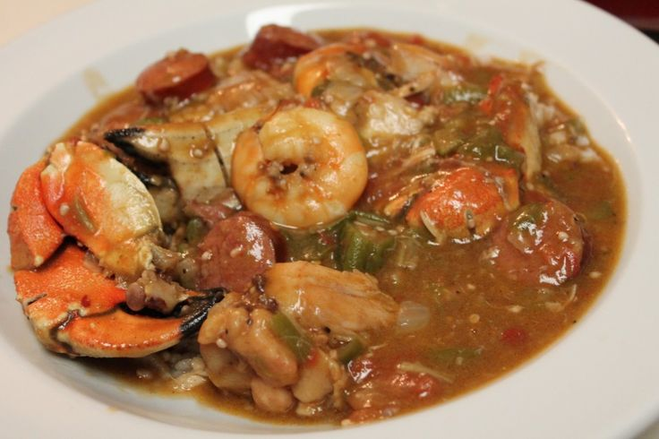 This is not the first gumbo recipe that I have shared, but my last video was so blurry and out dated. I'm going to show you all how I make gumbo.  Everyone that I know has a different recipe …