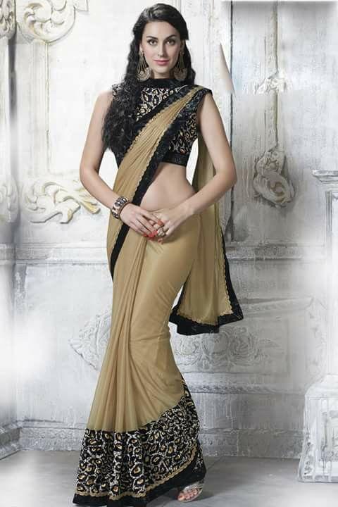 #designer #saree @  http://zohraa.com/beige-shimmer-saree-z5059pprj3895-81.html #designersarees #celebrity #zohraa #onlineshop #womensfashion #womenswear #bollywood #look #diva #party #shopping #online #beautiful #beauty #glam #shoppingonline #styles #stylish #model #fashionista #women #lifestyle #fashion #original #products #saynotoreplica