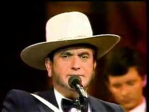 """Rocky Top"" by the Osborne Brothers - great song for traveling through Tennessee"