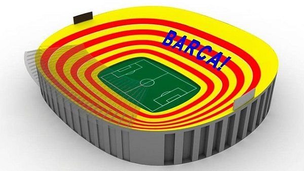 Bude to nářez - Choreo Barcelony pro víkendové El Clásico