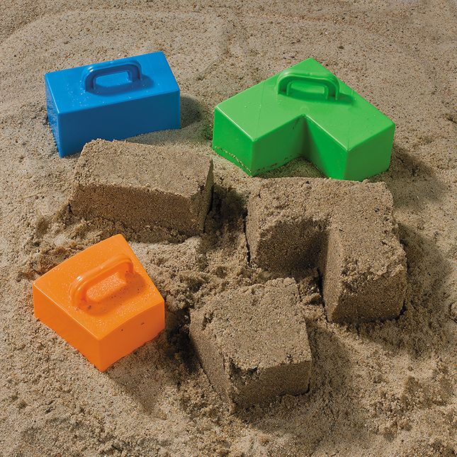 Plastic Sand Castle Molds   40+ Must-Haves for Summer on the Shore