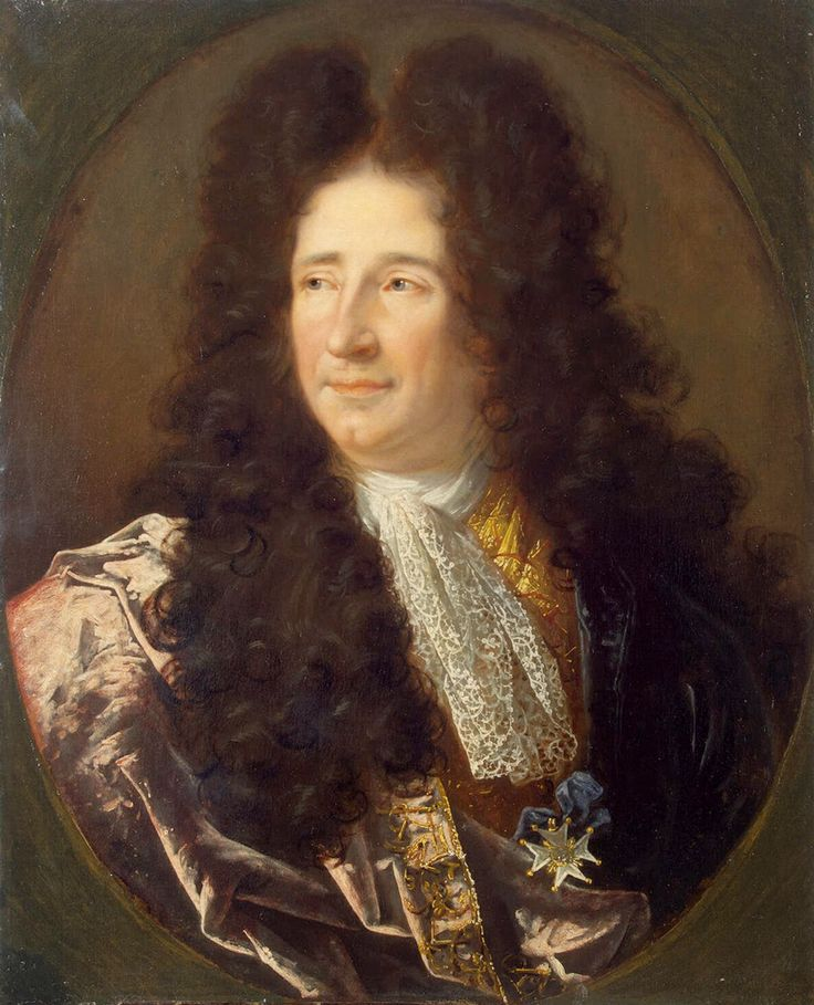 Billedresultat for periwig louis xiv