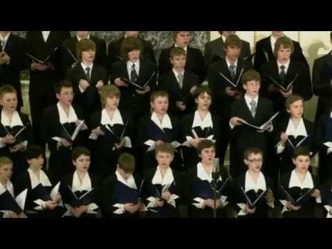 St Petersburg Boys' Choir Mozart Requiem Lacrimosa