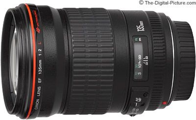 Canon EF 135mm f/2 L USM Lens.  For more images and information on camera gear please visit us at www.The-Digital-Picture.com