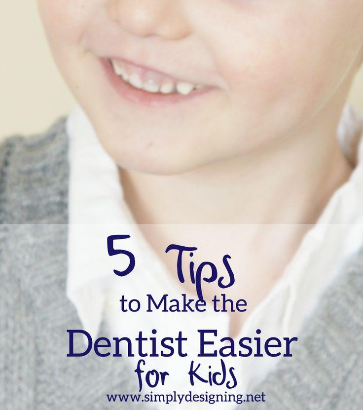 5 Tips to Make the Dentist Easier for Kids  #Orajel #Smilestones #dentist #ad