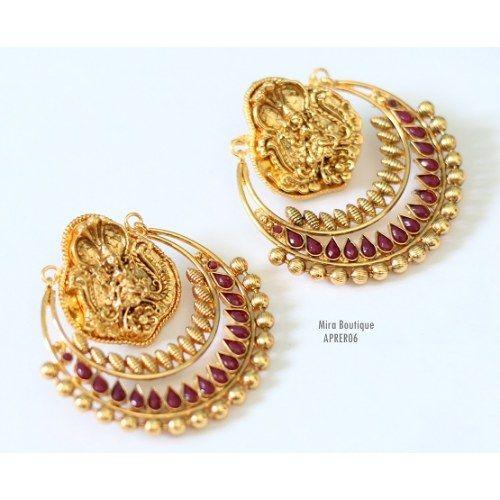 Ramleela Earring set