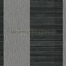 Klassieke horizontaal en dwars streep behang 3503-30 strepen Dutch Wallcoverings