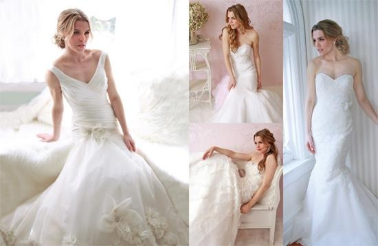 Victoria Nicole wedding gowns. Timeless elegance.