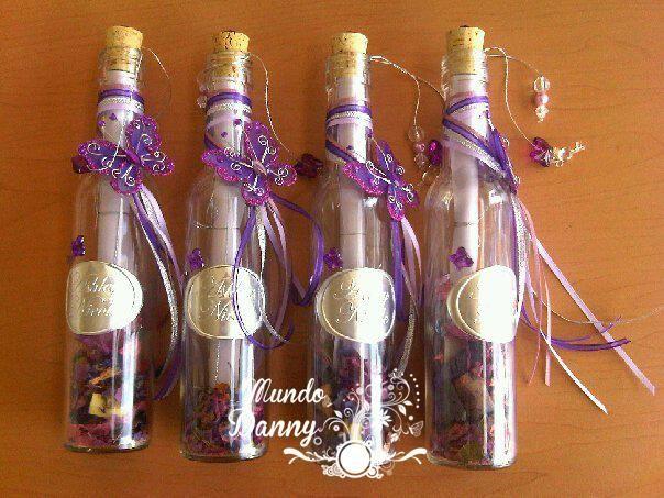 Original invitaciones en botellas para todos | Clasf ...