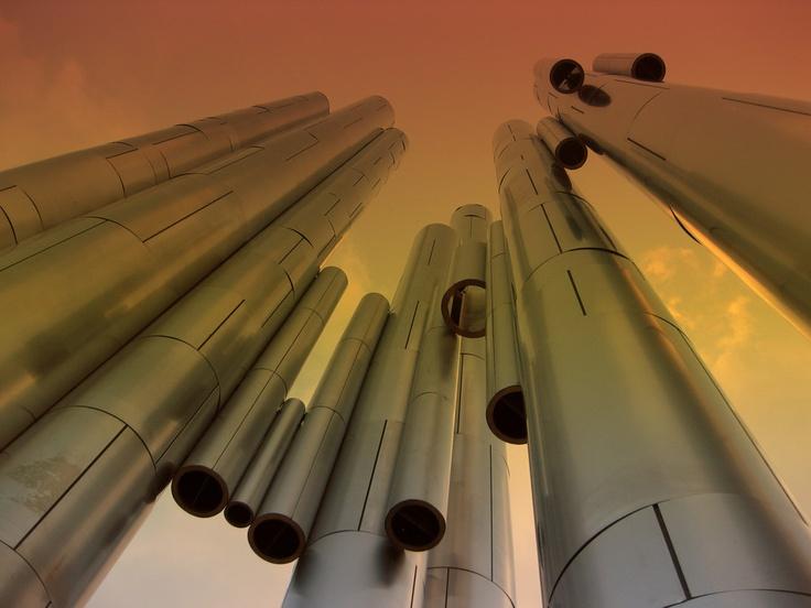 Buizensculptuur by Marco  van der Waerden, via 500pxProjects Vans, Buizensculptuur Vans, Vans Nasa, Vans Fran, Vans Of, Herplaat Vans, Marco Vans