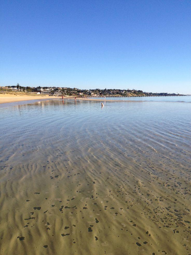 Frankston beach Victoria Australia.